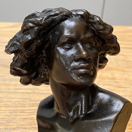Pierre Félix Fix-masseau (1869-1937), Bronze Bust