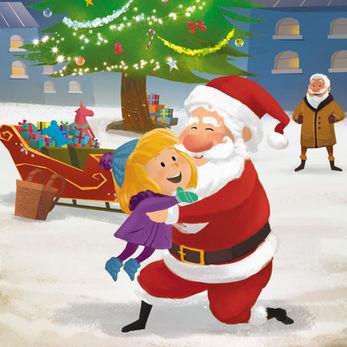 Mr hoopeyloops saves christmas