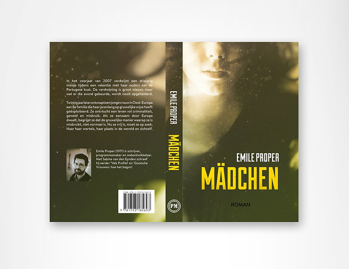 cover madchen flat