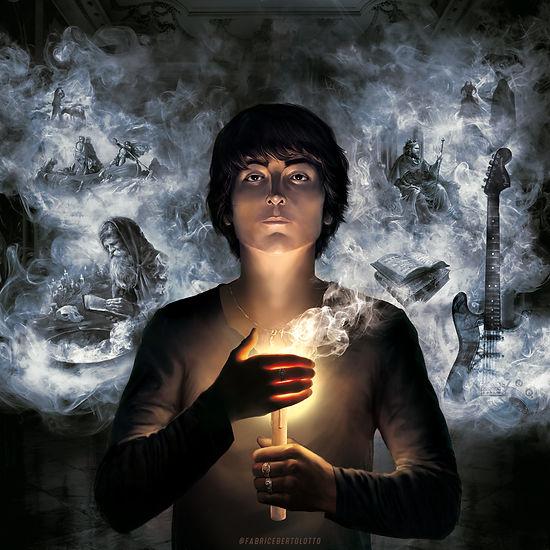 illustration de l'album de métal Thunderball - Illusions
