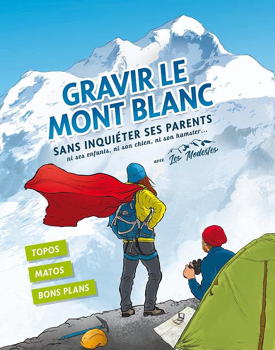 Gravir le Mont Blanc
