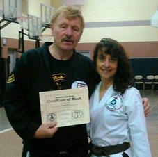 Mrs. Dean - Certificate