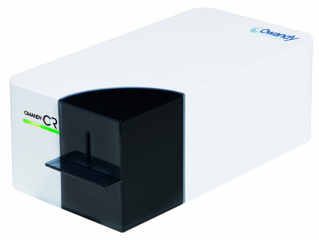 Owandy Radiology Introduces the Smallest Plate Scanner in Dentistry