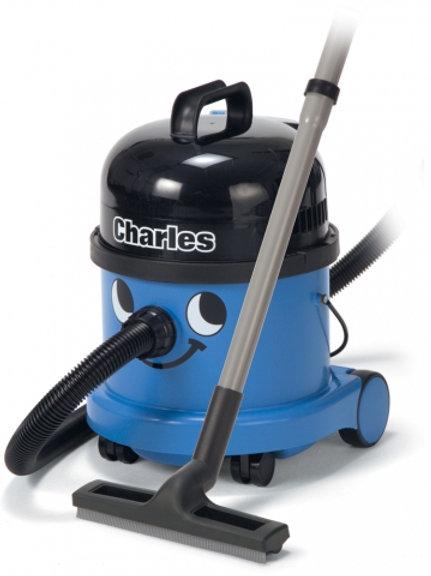 NaceCare WV370 Charles Wet / Dry Vacuum