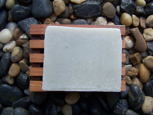 Lime Blossom (Linden) Soap w/French Clay & Cocoa Butter