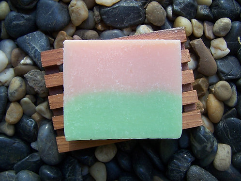 Cucumber-Melon (BBW) Soap w/Mango Butter