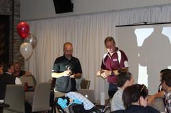 Lee Donoghue - Coaches Award