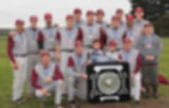 Traralgon Redsox Baseball 2016 A Grade Premiers
