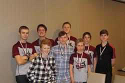 Under 16's Team