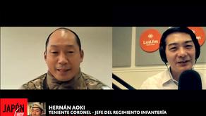 HERNAN AOKI (TTE. CNEL. - JEFE DEL REGIMIENTO DE INFANTERIA DE MONTAÑA 20 DE JUJUY)