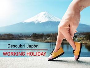 WORKING HOLIDAY / VISA A JAPON
