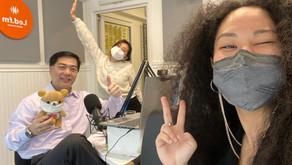 JAPON HOY RADIO, IMAGENES DEL PROGRAMA 4 DE AGOSTO DE 2021