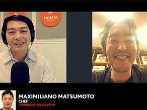 MAXIMILIANO MATSUMOTO (CHEF – PROFESIONAL GASTRONOMICO)
