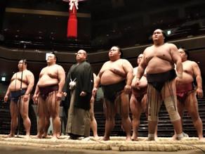 JAPON: COMENZÓ EN TOKIO EL GRAN TORNEO DE SUMO DE VERANO