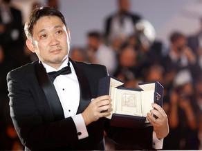 DIRECTOR Y GUIONISTA JAPONES GANAN PREMIO EN EL FESTIVAL DE CINE DE CANNES