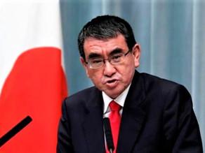 EL MINISTRO DE LAS VACUNAS COVID, CANDIDATO A LA PRESIDENCIA DEL PARTIDO OFICIALISTA EN JAPÓN