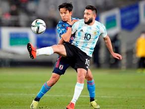 ARGENTINA Y JAPON CABEZAS DE GRUPOS EN EL FUTBOL DE TOKIO 2020