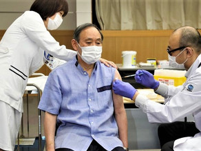 JAPON: COMENZÓ LA VACUNACION CONTRA EL COVID-19 A PERSONAS DE LA TERCERA EDAD