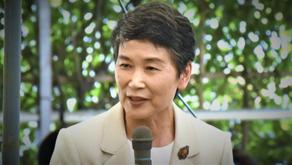 MARIKO SUGA, LA NUEVA PRIMERA DAMA DE JAPON DISCRETA Y AGRADECIDA