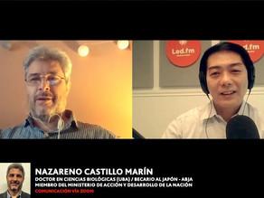 BIG DATA, DESARROLLO SOSTENIBLE Y COVID-19por Nazareno Castillo Marín