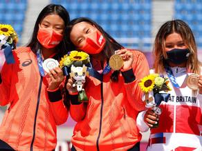 TOKYO 2020: DOMINIO JAPONES EN EL SKATEBOARDING