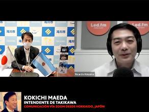 KOKICHI MAEDA – INTENDENTE DE TAKIKAWA (HOKKAIDO)