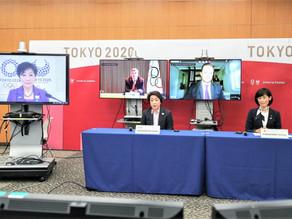 TOKIO 2020: OFICIALIZAN LOS JUEGOS OLIMPICOS SIN PUBLICO EXTRANJERO