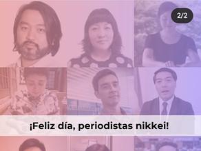 DIA DEL PERIODISTA (Embajador del Japón en Argentina - Dn. Nakamae T.)