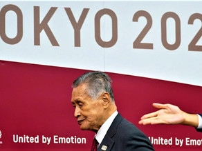 RENUNCIÓ EL PRESIDENTE DEL COMITÉ ORGANIZADOR DE LOS JUEGOS OLÍMPICOS TOKIO 2020