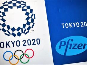 PFIZER Y BIONTECH DONARÁ VACUNAS PARA LOS ATLETAS Y DELEGACIONES DE TOKYO 2020