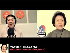 FUNDACION KASUGA (YAYOI SHIBAYAMA)