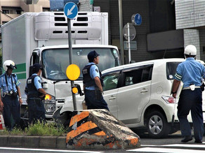 DESCENSO HISTORICO DE MUERTES POR ACCIDENTES DE TRANSITO EN JAPON