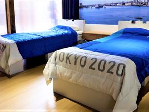 CAMAS DE LA VILLA OLIMPICA TOKIO 2020 SE REUTILIZARÁN EN INSTALACIONES DE COVID-19