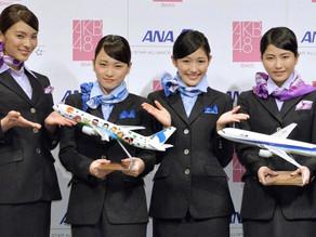 ALL NIPPON AIRWAYS, LA PRIMERA EMPRESA EN JAPON QUE VACUNA A SUS EMPLEADOS