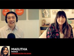 """MAELITHA Y SU VIDEO""""GASTROJAPO"""""""