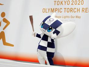 JUEGOS OLIMPICOS TOKIO 2020: MEDIDAS CONTRA EL CORONAVIRUS DURANTE EL RELEVO DE LA ANTORCHA