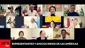DIA DE LAS AMERICAS EN JAPON HOY  (Bolivia – Brasil – Chile – Colombia – Cuba) Nikkei americanos