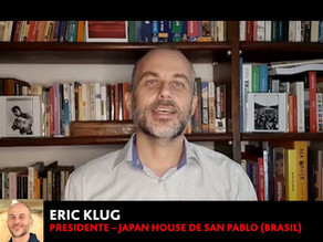 JAPAN HOUSE SAN PABLO (BRASIL)por Eric Klug (presidente de Japan House San Pablo)