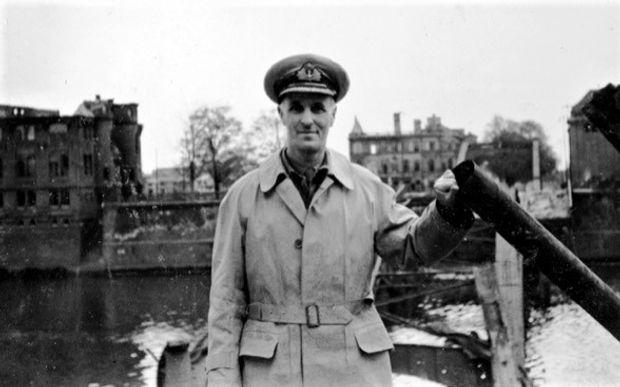 Kenneth Cohen. Bremen [US zone], Feb 194