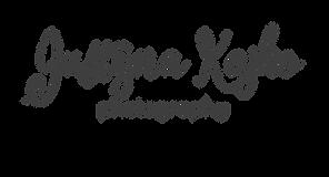 Logo Justyna Kajko Photography