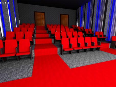 Facilities Update - VI-Max Cinema