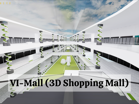 Why should you own a virtual property?(VI-Mall)
