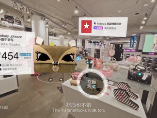 Alibaba launches full VR shopping experience with Buy+