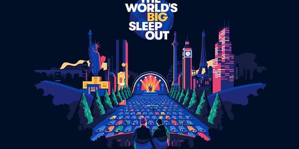 World's Big Sleep Out