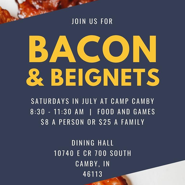 Bacon & Beignets