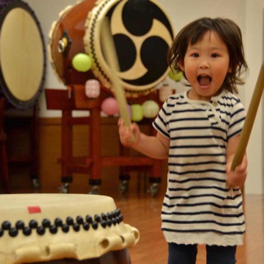Drumming 4 Kids (6-9 yrs)
