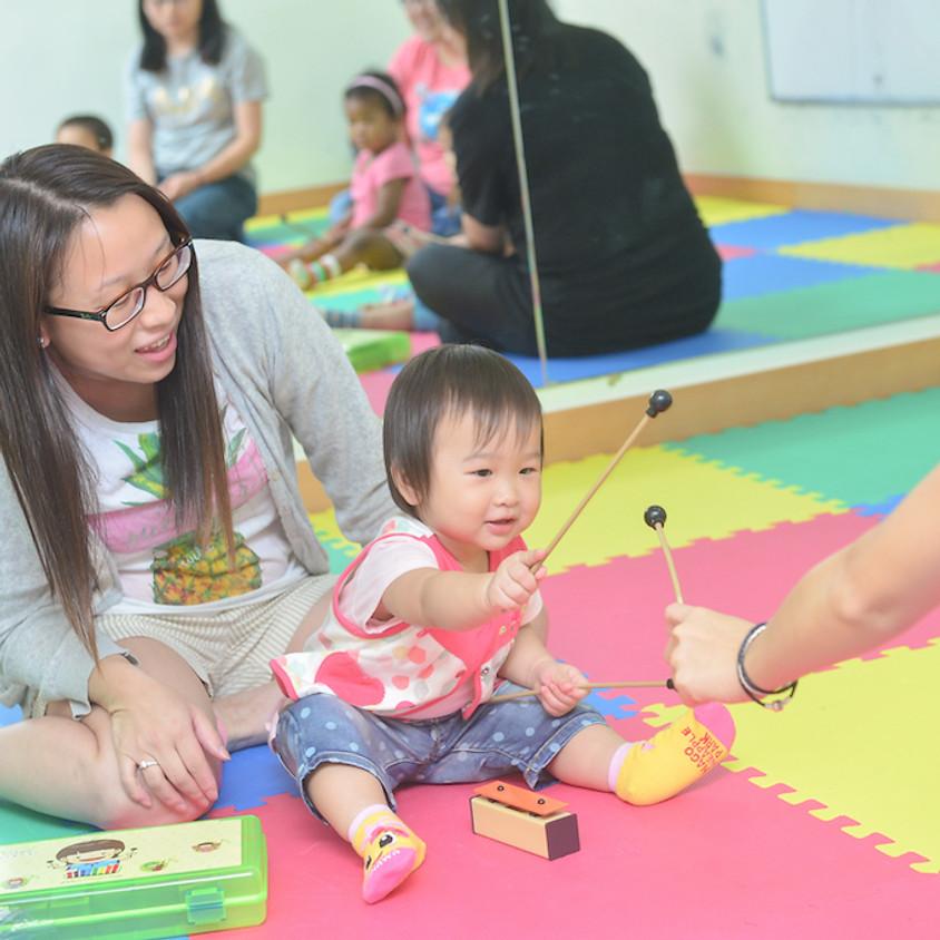 三月份Baby Workshop (17-24 m)