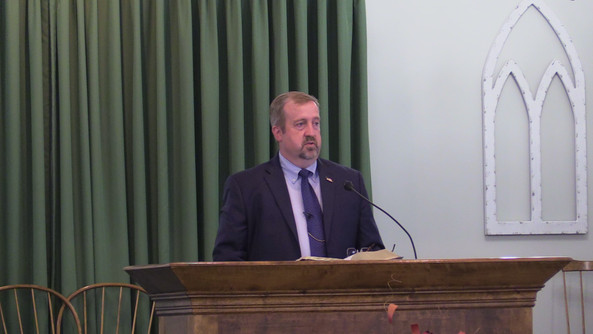Pastor Hayman