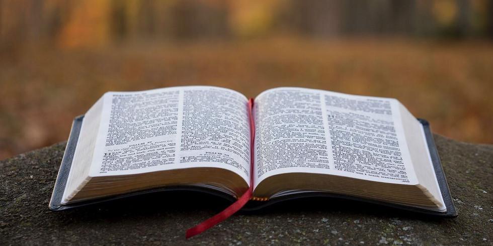 Adult Evening Bible Study Class