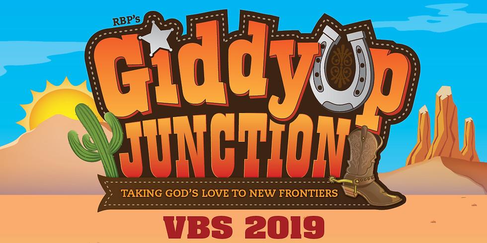 VBS Closing Program
